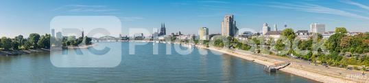 Aerial view of Cologne panorama  : Stock Photo or Stock Video Download rcfotostock photos, images and assets rcfotostock   RC-Photo-Stock.:
