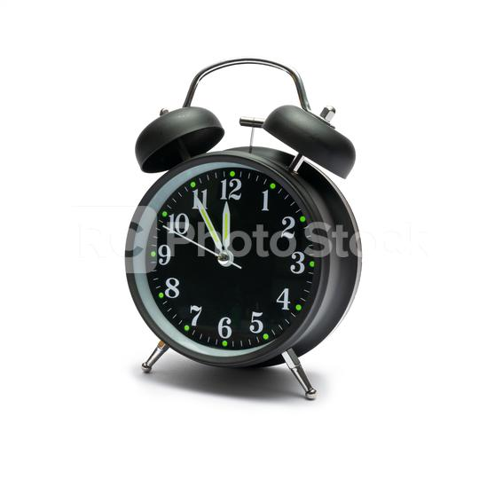 Alarm clock isolated on white background   : Stock Photo or Stock Video Download rcfotostock photos, images and assets rcfotostock   RC-Photo-Stock.: