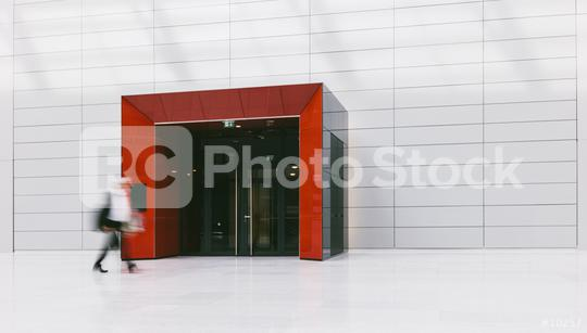 anonymous business people in a modern corridor  : Stock Photo or Stock Video Download rcfotostock photos, images and assets rcfotostock | RC-Photo-Stock.: