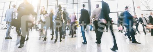 Anonymous crowd of business people walking  : Stock Photo or Stock Video Download rcfotostock photos, images and assets rcfotostock | RC-Photo-Stock.: