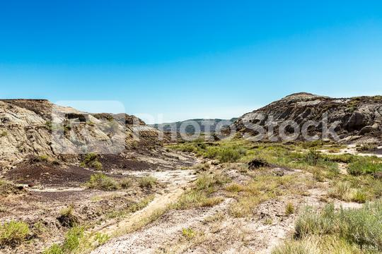 Badlands in Alberta Canada  : Stock Photo or Stock Video Download rcfotostock photos, images and assets rcfotostock | RC-Photo-Stock.: