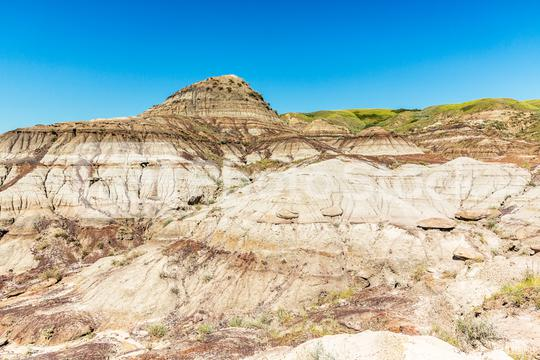 beautiful Badlands mountain in Drumheller canada  : Stock Photo or Stock Video Download rcfotostock photos, images and assets rcfotostock | RC-Photo-Stock.: