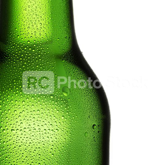 Beer bottleneck with drops of dew condensation alcohol  : Stock Photo or Stock Video Download rcfotostock photos, images and assets rcfotostock   RC-Photo-Stock.: