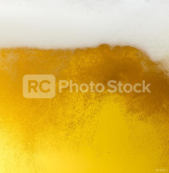 Beer foam wave with bubbels refreshing  : Stock Photo or Stock Video Download rcfotostock photos, images and assets rcfotostock | RC-Photo-Stock.:
