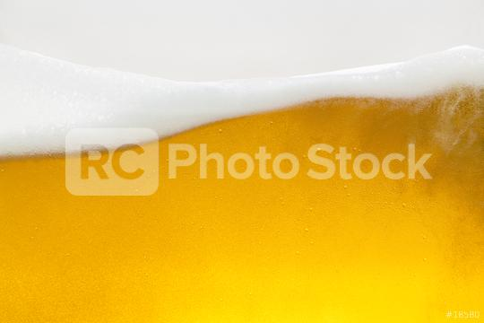 Beer foam wave with condensation drops and bubbles on golden Background  : Stock Photo or Stock Video Download rcfotostock photos, images and assets rcfotostock | RC-Photo-Stock.: