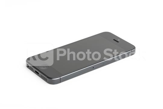 BERLIN, DEUTSCHLAND AUGUST 2019: Studio shot of an iPhone 5s black retina display screen isolated on white. iPhone 5 is a smartphone developed by Apple Inc.  : Stock Photo or Stock Video Download rcfotostock photos, images and assets rcfotostock | RC-Photo-Stock.: