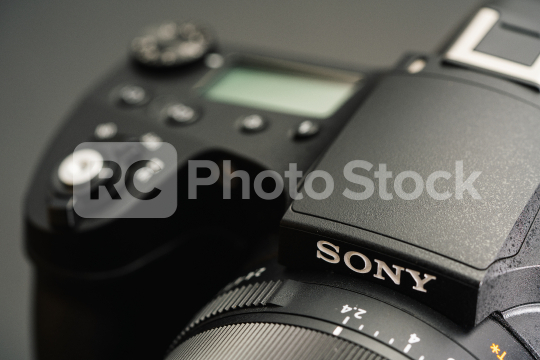 BERLIN, GERMANY DECEMBER 2019: Close-Up of the SONY Cyber-shot DSC-RX10 M4  : Stock Photo or Stock Video Download rcfotostock photos, images and assets rcfotostock | RC-Photo-Stock.: