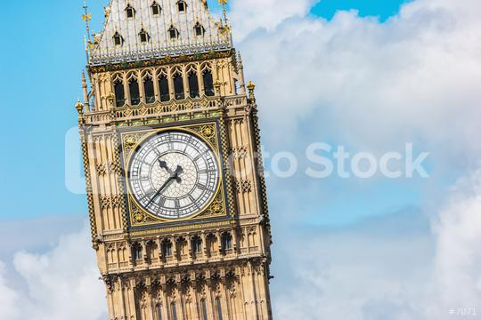 Big Ben, Houses of Parliament, Westminster Palace - London gothic architecture   : Stock Photo or Stock Video Download rcfotostock photos, images and assets rcfotostock | RC-Photo-Stock.: