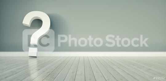 big question mark on wall,  including Copy space, FAQ concept image - 3D Rendering  : Stock Photo or Stock Video Download rcfotostock photos, images and assets rcfotostock | RC-Photo-Stock.: