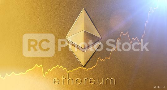 Bitcoin with chart  : Stock Photo or Stock Video Download rcfotostock photos, images and assets rcfotostock | RC-Photo-Stock.: