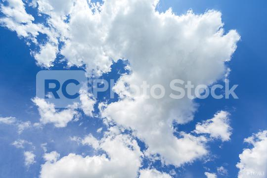 Blue sky background with clouds  : Stock Photo or Stock Video Download rcfotostock photos, images and assets rcfotostock | RC-Photo-Stock.: