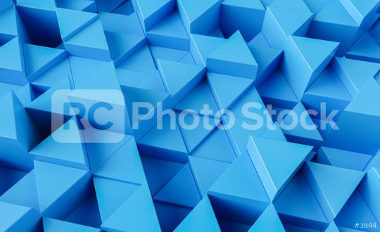 blue triangular abstract background, Grunge surface - 3d rendering   : Stock Photo or Stock Video Download rcfotostock photos, images and assets rcfotostock   RC-Photo-Stock.: