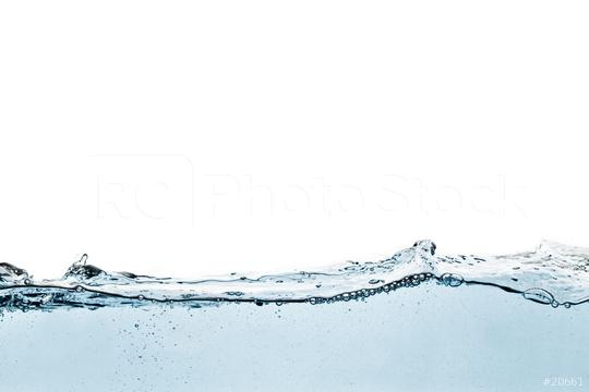 Blue water wave with bubbles close-up background texture isolated on top. Big size large photo.  : Stock Photo or Stock Video Download rcfotostock photos, images and assets rcfotostock   RC-Photo-Stock.: