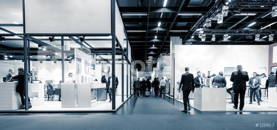 Blurred business people trade fair stands  : Stock Photo or Stock Video Download rcfotostock photos, images and assets rcfotostock | RC-Photo-Stock.: