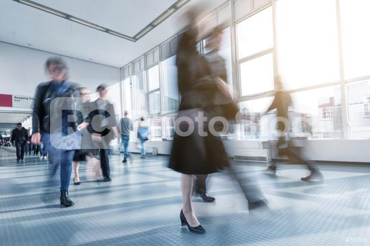 blurred global consumer electronics and consumer tradeshow visitors  : Stock Photo or Stock Video Download rcfotostock photos, images and assets rcfotostock   RC-Photo-Stock.: