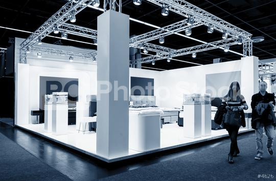 blurred people at a trade fair booth  : Stock Photo or Stock Video Download rcfotostock photos, images and assets rcfotostock | RC-Photo-Stock.:
