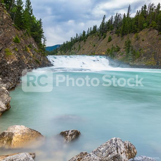 Bow Falls at the banff national park canada  : Stock Photo or Stock Video Download rcfotostock photos, images and assets rcfotostock   RC-Photo-Stock.: