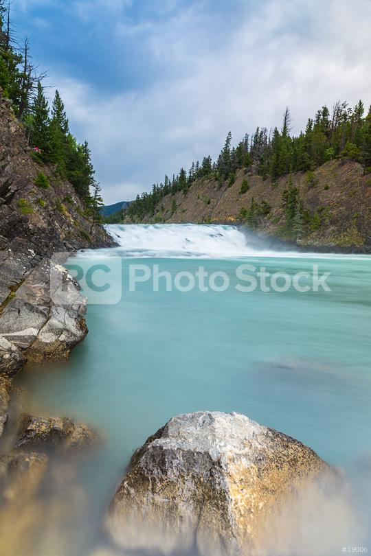 Bow Falls in canada national park   : Stock Photo or Stock Video Download rcfotostock photos, images and assets rcfotostock | RC-Photo-Stock.: