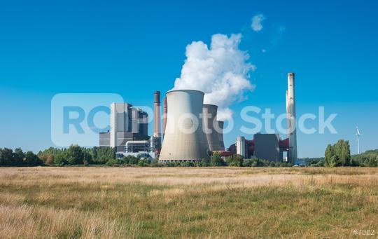 Brown coal power station  : Stock Photo or Stock Video Download rcfotostock photos, images and assets rcfotostock | RC-Photo-Stock.:
