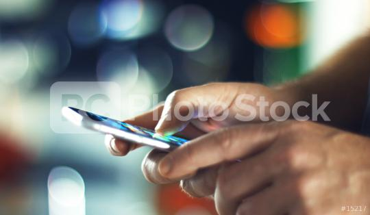 Business Man using Mobile Phone in Office  : Stock Photo or Stock Video Download rcfotostock photos, images and assets rcfotostock   RC-Photo-Stock.: