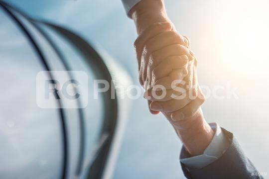 Business Partnership Meeting Handshake  : Stock Photo or Stock Video Download rcfotostock photos, images and assets rcfotostock | RC-Photo-Stock.: