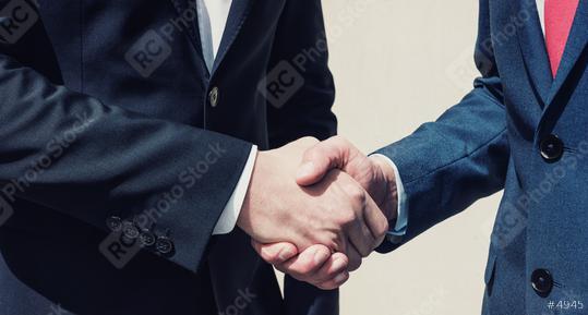 Business partnership meeting handshake Successful   : Stock Photo or Stock Video Download rcfotostock photos, images and assets rcfotostock | RC-Photo-Stock.: