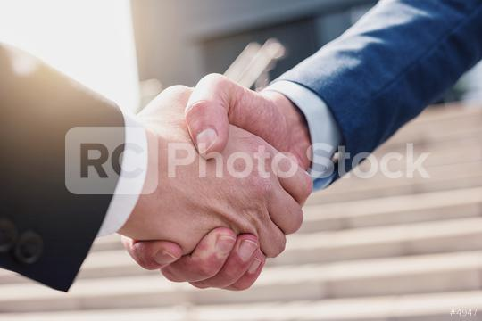 businessmans handshake - Business partnership Concept image  : Stock Photo or Stock Video Download rcfotostock photos, images and assets rcfotostock | RC-Photo-Stock.: