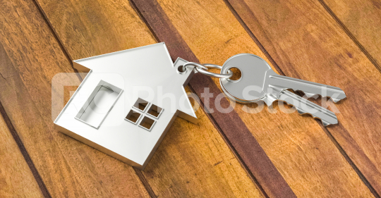 Buying a house with two home keys on a wood floor background  : Stock Photo or Stock Video Download rcfotostock photos, images and assets rcfotostock   RC-Photo-Stock.:
