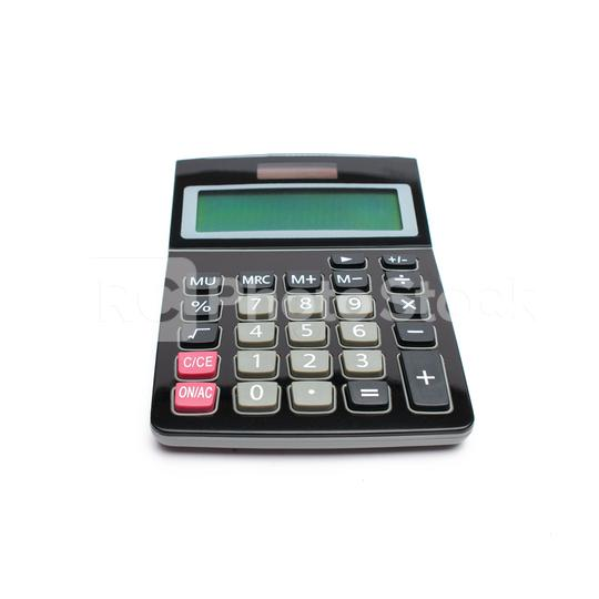 Calculator isolated on White Background  : Stock Photo or Stock Video Download rcfotostock photos, images and assets rcfotostock   RC-Photo-Stock.: