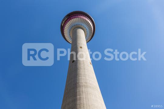Calgary Tower in canada Alberta  : Stock Photo or Stock Video Download rcfotostock photos, images and assets rcfotostock | RC-Photo-Stock.: