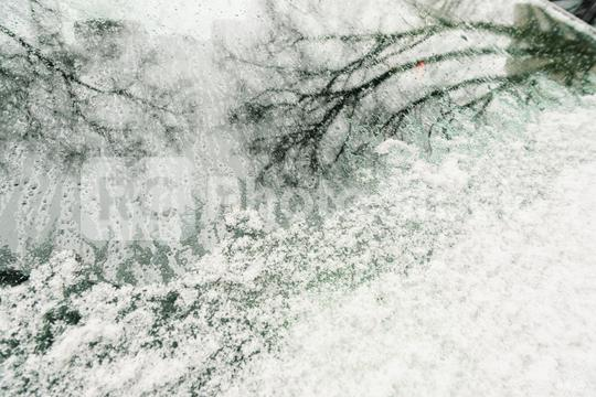 Car window covered with snow   : Stock Photo or Stock Video Download rcfotostock photos, images and assets rcfotostock   RC-Photo-Stock.: