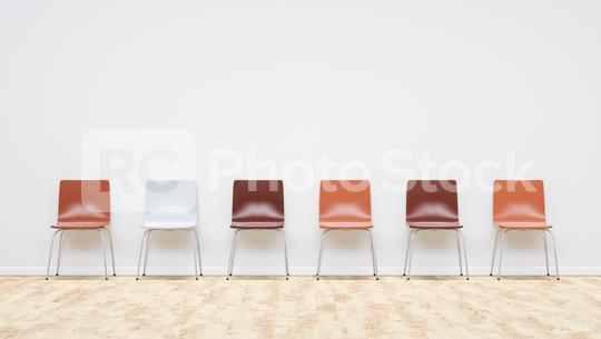 chairs in a waiting room, including Copy space - 3D Rendering  : Stock Photo or Stock Video Download rcfotostock photos, images and assets rcfotostock | RC-Photo-Stock.: