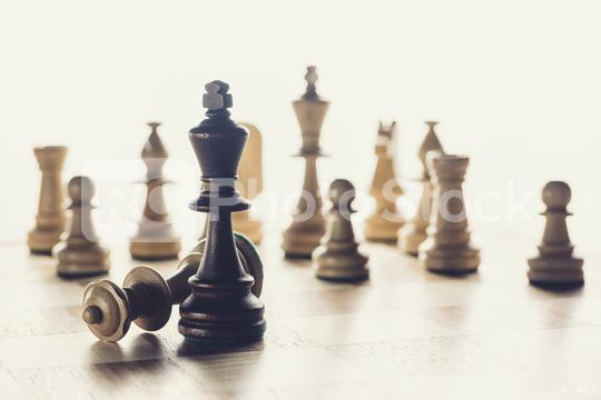 chess board game for ideas and competition and strategy, business success concept   : Stock Photo or Stock Video Download rcfotostock photos, images and assets rcfotostock | RC-Photo-Stock.: