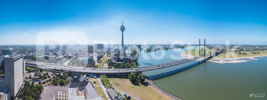Cityscape of Dusseldorf panorama  : Stock Photo or Stock Video Download rcfotostock photos, images and assets rcfotostock | RC-Photo-Stock.: