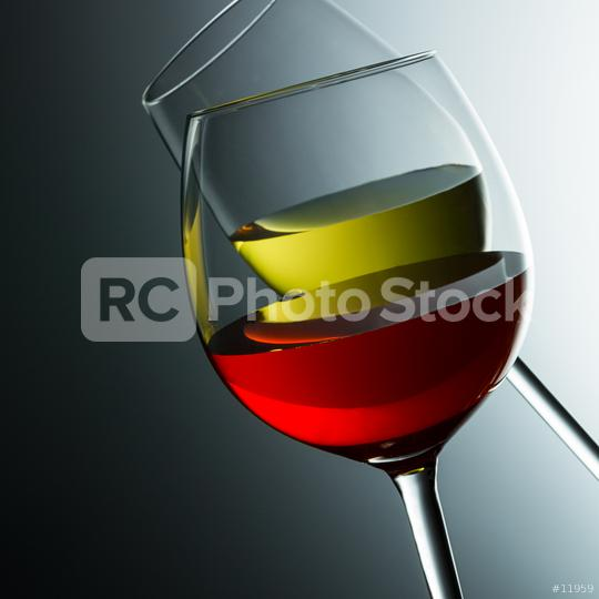 Clinking Wine Glasses  : Stock Photo or Stock Video Download rcfotostock photos, images and assets rcfotostock | RC-Photo-Stock.: