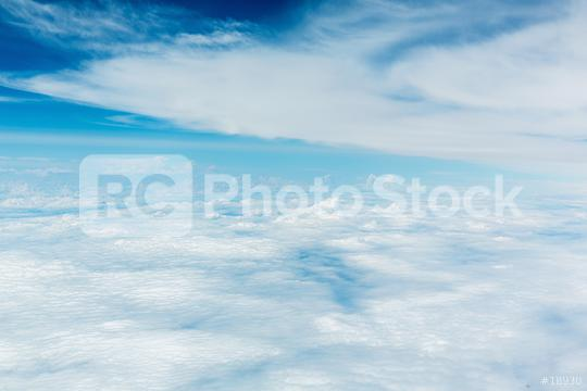 cloudscape and blue sky at the stratosphere  : Stock Photo or Stock Video Download rcfotostock photos, images and assets rcfotostock   RC-Photo-Stock.: