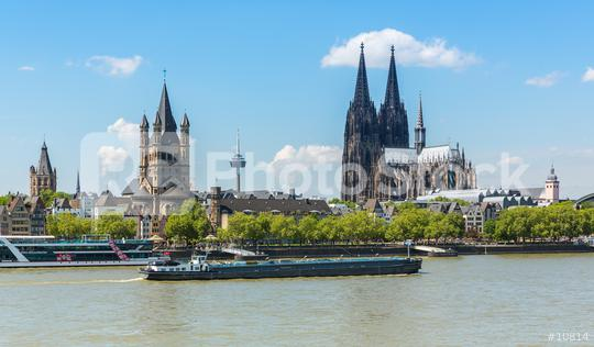 cologen city at summer  : Stock Photo or Stock Video Download rcfotostock photos, images and assets rcfotostock | RC-Photo-Stock.: