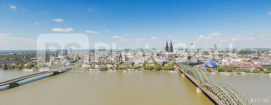 cologne city panorama  : Stock Photo or Stock Video Download rcfotostock photos, images and assets rcfotostock | RC-Photo-Stock.:
