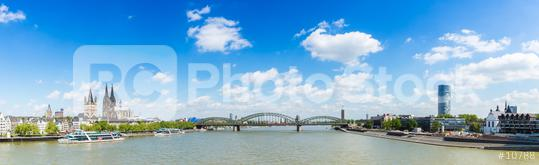 cologne city skyline panorama  : Stock Photo or Stock Video Download rcfotostock photos, images and assets rcfotostock   RC-Photo-Stock.: