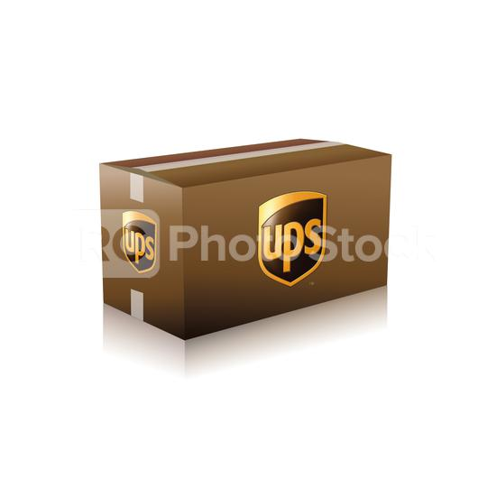 COLOGNE, GERMANY November, 2010: UPS Package delivery packaging service and parcels transportation. UPS is a division of a worldwide logistics company.  : Stock Photo or Stock Video Download rcfotostock photos, images and assets rcfotostock | RC-Photo-Stock.:
