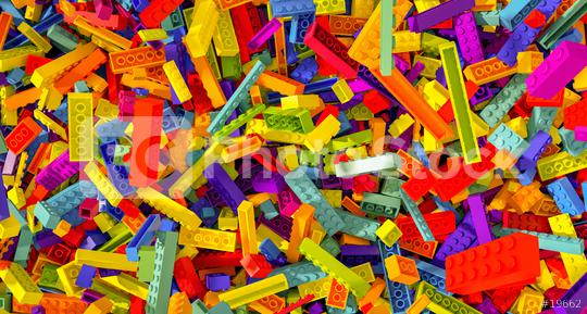 colorful falling toy bricks - concept image - 3D Rendering Illustration  : Stock Photo or Stock Video Download rcfotostock photos, images and assets rcfotostock | RC-Photo-Stock.: