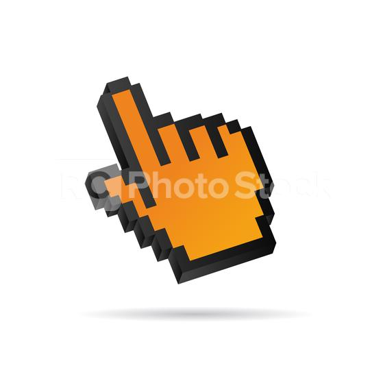 computer maus cursor zeiger positionsmarke pfeil hand windows vektor finger  : Stock Photo or Stock Video Download rcfotostock photos, images and assets rcfotostock | RC-Photo-Stock.: