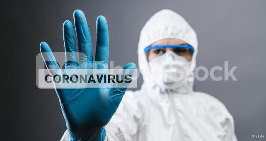 Coronavirus COVID 19 nCov Outbreak. medical or scientific shows hand, to stop sign. Positive Case of Korona Virus Europe, Italy, Wuhan, China. Epidemic and Pandemic infection   : Stock Photo or Stock Video Download rcfotostock photos, images and assets rcfotostock   RC-Photo-Stock.: