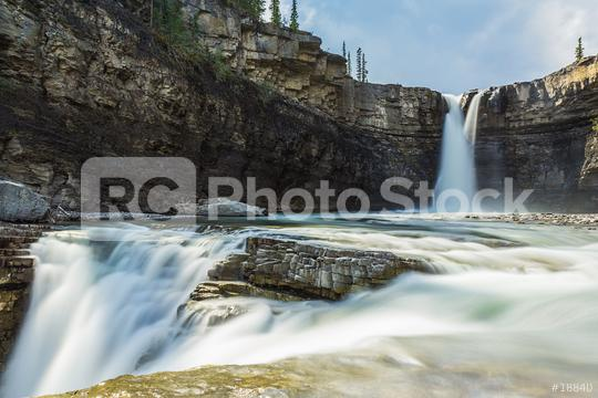 crescent falls beautiful alberta canada  : Stock Photo or Stock Video Download rcfotostock photos, images and assets rcfotostock | RC-Photo-Stock.:
