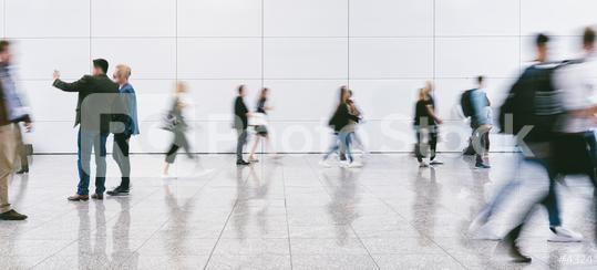 Crowd of people in a business center  : Stock Photo or Stock Video Download rcfotostock photos, images and assets rcfotostock   RC-Photo-Stock.: