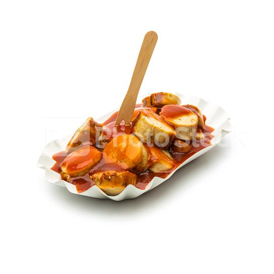 currywurst freisteller  : Stock Photo or Stock Video Download rcfotostock photos, images and assets rcfotostock | RC-Photo-Stock.: