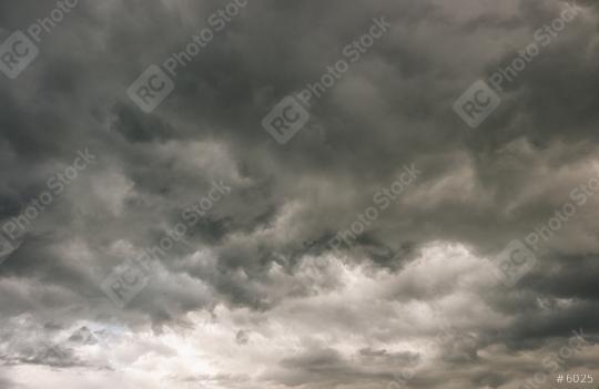 Dark stormy cloud & rainy weathe sky background  : Stock Photo or Stock Video Download rcfotostock photos, images and assets rcfotostock | RC-Photo-Stock.: