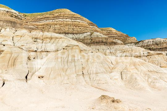 Drumheller hoodoo mountains in canada  : Stock Photo or Stock Video Download rcfotostock photos, images and assets rcfotostock | RC-Photo-Stock.: