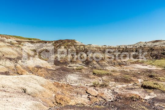 Drumheller valley in Canada at summer  : Stock Photo or Stock Video Download rcfotostock photos, images and assets rcfotostock | RC-Photo-Stock.: