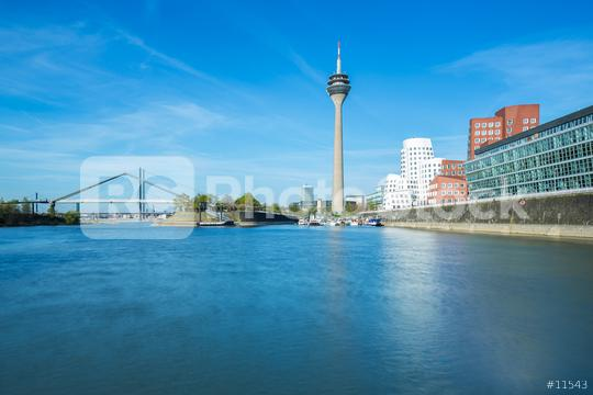Dusseldorf media harbor  : Stock Photo or Stock Video Download rcfotostock photos, images and assets rcfotostock | RC-Photo-Stock.: